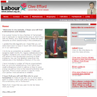Clive Efford